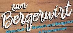 Gasthof zum Bergerwirt in Buchbach logo